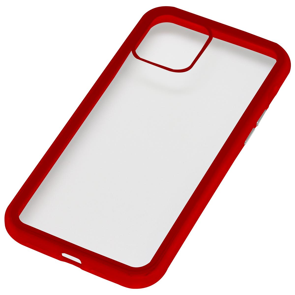 iPhone 12/12Pro用マグネットPCバンパーケース